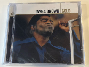 James Brown ‎– Gold / Universal 2x Audio CD 2005 / 0602498325841