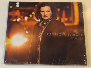 Patricia Barber ‎– Smash / Concord Jazz Audio CD 2013 / 0888072336766