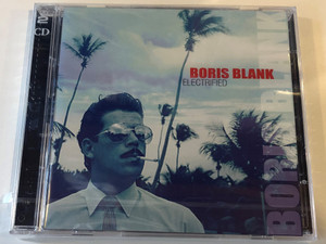 Boris Blank ‎– Electrified / Universal Music Group ‎2x Audio CD 2014 / 4708870