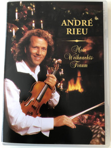 André Rieu DVD 1997 Mein Weihnachtstraum / Vom Himmel Hoch, O tannenbaum, Jingle Bells, White Christmas, The Holy City (4029758528686)