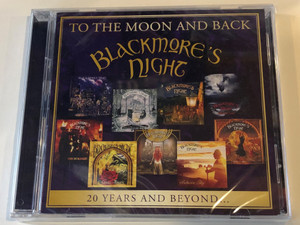 To The Moon And Back - Blackmore's Night / 20 Years And Beyond... / Minstrel Hall Music 2x Audio CD 2017 / MHM 2017