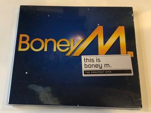 Boney M. – This Is Boney M. (The Greatest Hits) / Sony Music Audio CD 2010 / 88697765882