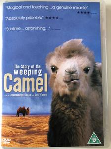 The Story of the Weeping Camel DVD / Directed by Luigi Falorni / Starring: Janchiv Ayurzana, Chimed Ohin, Amgaabazar Gonson, Zeveljamz Nyam (5039036018555)