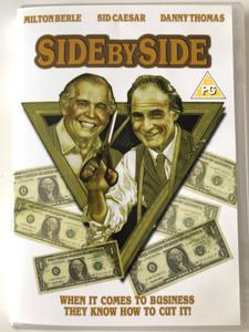 Side by Side DVD 1988 / Directed by Jack Bender / Starring: Milton Berle, Sid Caesar, Danny Thomas (5017633140008)