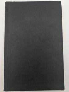 Püha evangeelium / The Holy Gospel - The 4 gospels in estonian language / Akadeemilise Emakeele Seltsi 1926 / Mii' Issändä Jeesuso Kristuso / Matteuso, Markuso, Luukaso ja Johannoso kirotot (EstonianGospels)