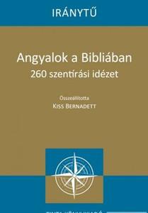 Angyalok a Bibliában / 260 szentírási idézet / by Kiss Bernadett / Tinta Könyvkiadó / Angels in the Bible (9789634091851)