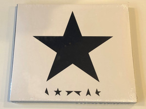 ★ (Blackstar) / ISO Records ‎Audio CD 2015 / 88875173862
