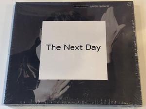 David Bowie ‎– The Next Day / ISO Records ‎Audio CD 2013 / 88765 46192 2