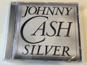 Johnny Cash ‎– Silver / Columbia Audio CD 2002 / COL 509413 2