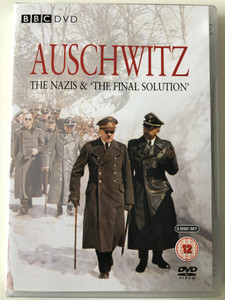 Auschwitz: The Nazis and 'The Final Solution' 2 x DVD 2005 BBC Documentary series / Directed by Laurence Rees, Catherine Tatge / Starring: Linda Ellerbee, Horst-Günter Marx, Klaus Mikoleit / 6 episodes on 2 discs (5014503150525)