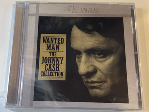 The Platinum Collection / Wanted Man - The Johnny Cash Collection / Sony Music ‎Audio CD 2008 / 88883712272