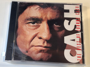 Cash ‎– The Best Of Johnny Cash / Columbia ‎Audio CD 1995 / COL 462557 2