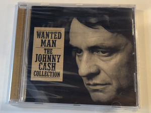 Wanted Man - The Johnny Cash Collection / Sony BMG Music Entertainment ‎Audio CD / 88697308082