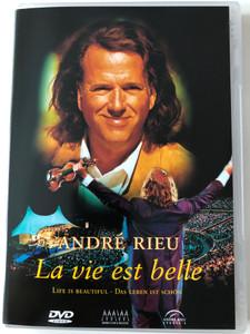 André Rieu - La vie est belle DVD 2001 Life is Beautiful - Das leben ist schön / MAWA (4030816120063)