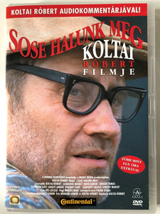 We never Die - Sose Halunk Meg DVD 1992 / Directed by Koltai Róbert / Starring: Róbert Koltai, Mihály Szabados, Gábor Máté / Hungarian comedy (5999881067729)