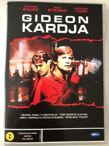 Sword of Gideon DVD 1986 Gideon kardja / Directed by Michael Anderson / Starring: Steven Bauer, Michael York, Robert Joy, Laurent Malet (5996492101132)