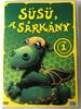 Süsü a Sárkány 1 DVD 1977 Hungarian TV cartoon series / Directed by Szabó Attila / Written by Csukás István / Episode 1 (5999557442805)
