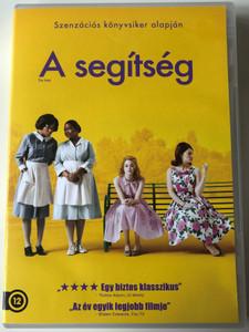 The Help DVD 2011 A Segítség / Directed by Tate Taylor / Starring: Jessica Chastain, Viola Davis, Bryce Dallas Howard, Allison Janney (5996514013184)