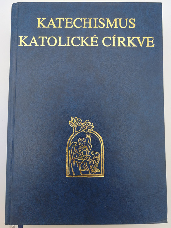 Katechismus Katolické Církve - Czech Catholic Cathecism / Translation of Catéchisme de l' Eglise catholique / Karmelitánské nakladatelství 2001 / Hardcover (8071924881)