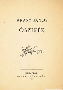 Őszikék / by Arany János / Tinta Könyvkiadó (9789634091783)