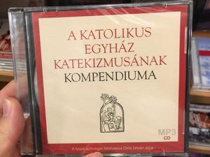 A Katolikus Egyház Katekizmusának Kompeniduma MP3 CD / Read by Diós István bishop / Cathecism Compendium of the Catholic Church (1224000034509)