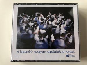 A Legszebb Magyar Népdalok És Nóták / Reader's Digest 3x Audio CD 2004 / RM-CD0471-F