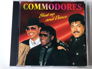 Commodores – Shut Up And Dance / ACD Audio CD Stereo / CD 154.403
