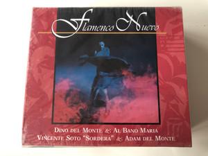 Flamenco Nuevo - Dino del Monte & Al Bano Maria, Vincente Soto ''Sordera'' & Adam del Monte / Sonyfolk 4x Audio CD 2000, Box Set / 204975-352