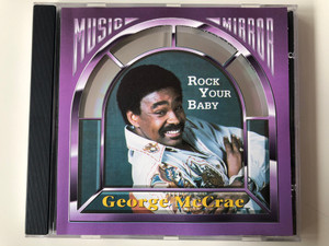 Rock Your Body - George McCrae / Selected Sound Carrier Audio CD 1993 / 1002.2079-2