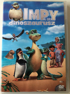 Urmel aus dem Eis DVD 2006 Impy a kis dinoszaurusz (Impy's Island) / Directed by Reinhard Klooss, Holger Tappe / Starring: Wigald Boning, Anke Engelke, Florian Halm, Christoph Maria Herbst (5996473004254)