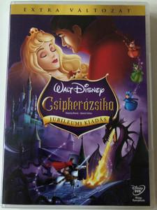 Sleeping Beauty - Special Edition 2xDVD 1959 Csipkerózsika Jubileumi kiadás / Directed by Clyde Geronimi / Starring: Mary Costa, Bill Shirley, Eleanor Audley, Verna Felton, Barbara Luddy (5996255726794)