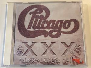 Chicago XXX / Rhino Records Audio CD 2006 / 8122 73362 2