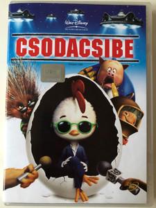 Chicken Little DVD 2005 Csodacsibe / Directed by Mark Dindal / Starring: Zach Braff, Joan Cusack, Dan Molina, Steve Zahn (5996255719826)