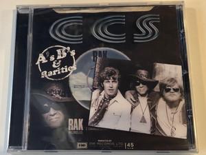 CCS – A's, B's & Rarities / EMI Gold Audio CD 2004 / 724356025325