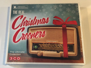 The Real... Christmas Crooners / The Ultimate Collection / Sony Music 3x Audio CD 2016 / 88985373252