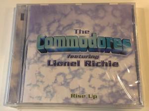 The Commodores featuring Lionel Richie - Rise Up / Hallmark Music & Entertainment Audio CD 2002 / 701702