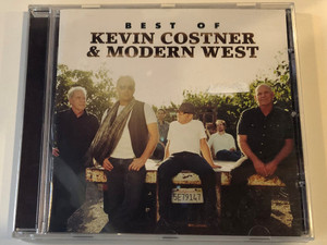 Best Of Kevin Costner & Modern West / Ear Music Audio CD / 0208195ERE