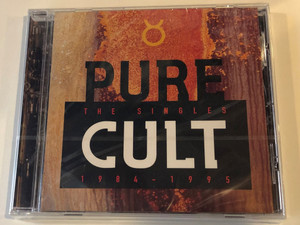 Pure Cult - The Singles (1984 - 1995) / Beggars Banquet ‎Audio CD 2000 / BBQMCD2026