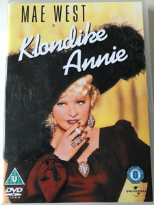Klondike Annie DVD 1936 / Directed by Raoul Walsh / Starring: Mae West, Victor Mclaglen (5050582344318)