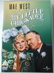 My Little Chickadee DVD 1940 / Directed by Edward Cline / Starring: Mae West, W.C. Fields, Joseph Calleia, Dick Foran (5050582356380)