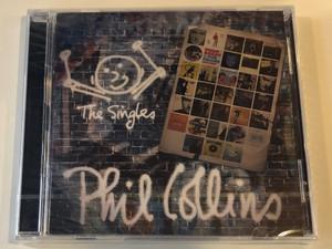 The Singles - Phil Collins / Atlantic 2x Audio CD 2016 / 81227945930