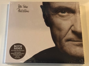 Both Sides - Phil Collins / 2CD Deluxe Edition Includes Rarities Previlously Unavailable On CD / Atlantic 2x Audio CD 2015 / 081227953966