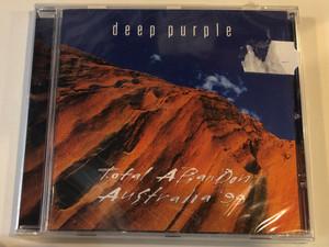 Deep Purple – Total Abandon - Australia '99 / Eagle Records Audio CD 2012 / EAGCD477