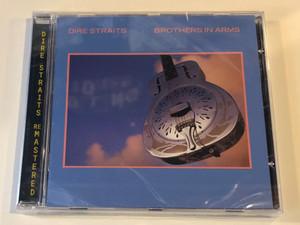 Dire Straits – Brothers In Arms / Dire Straits ReMastered / Vertigo Audio CD 1996 / 824 499-2