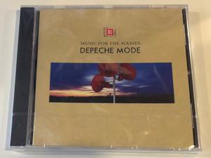 Music For The Masses - Depeche Mode / Sony Music Audio CD 2006 / 88883751322