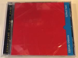 Dire Straits – Making Movies / Dire Straits Remastered / Vertigo Audio CD 1996 / 800 050-2