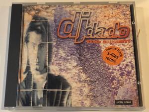 DJ Dado – The Album / Hungaroton-Gong Kft. Audio CD 1996 / HCDL 37862
