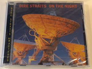 Dire Straits – On The Night / Dire Straits Remastered / Vertigo Audio CD / 514 766-2