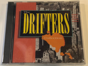 The Drifters ‎– Collection / Castle Communications Audio CD / CCSCD204
