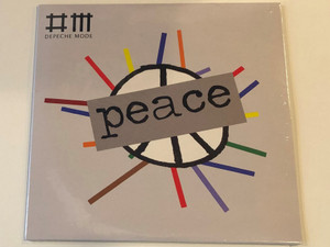 Depeche Mode ‎– Peace / Mute ‎Audio CD 2009 / CDBONG41